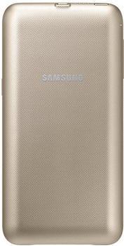 Samsung Power Cover EP-TG928 mit induktiver Ladefunktion für Galaxy S6 edge+ gold