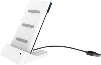Xlayer Powerbank Wireless Charger weiß