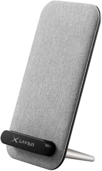 Xlayer Wireless Charging Desktop 10W grau