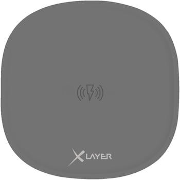 Xlayer Wireless Charging Pad Single Anthracite