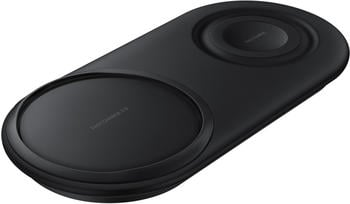 Samsung Wireless Charger Duo Pad schwarz