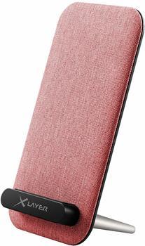 Xlayer Wireless Charging Desktop 10W rosa