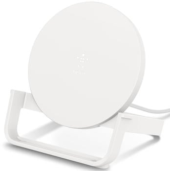 Belkin BOOST CHARGE Wireless Charging Stand 10W Weiß