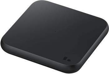Samsung Wireless Charger Pad EP-P1300 mit Ladegerät Schwarz