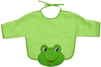Wörner Ärmellätzchen Frosch grün frottiergewebe (5670772)