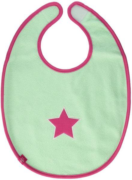 Lässig Lätzchen Waterproof medium starlight magenta grün (5853877)