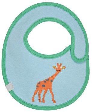 Lässig Lätzchen Waterproof small Wildlife Giraffe hellblau (5853915)