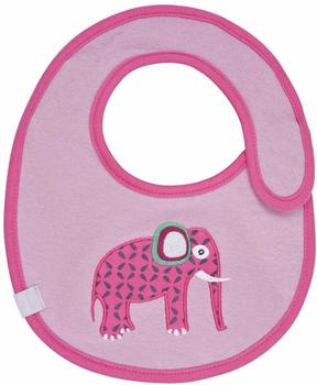 Lässig Lätzchen Waterproof small Wildlife Elephant pink (5853923)