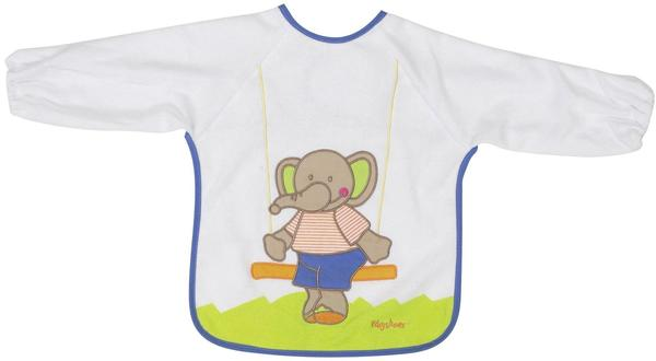 Playshoes Frottee-Ärmellätzchen Elefant bunt