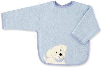 Sterntaler Ärmellätzchen Hardy Hund Bleu blau
