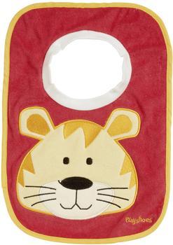 Playshoes Schlupflätzchen XL Tiger rot