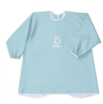 Babybjörn Long Sleeve Bib Turquoise