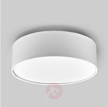 Lampenwelt.com Sebatin 40 cm creme