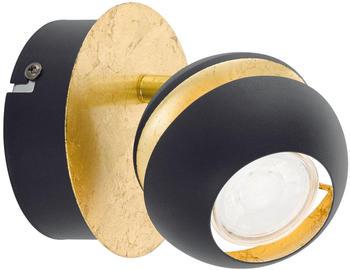 Eglo Nocito 1 schwarz/gold (95482)