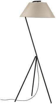 Paulmann Narve 1-flammig mit Stoffschirm beige/schwarz (797.24)