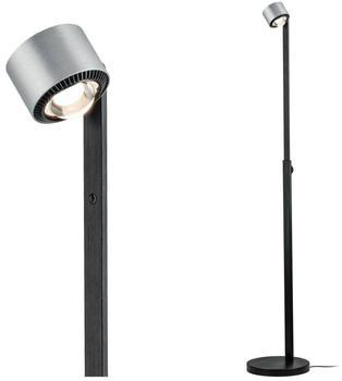 Paulmann LED Aldan 15.5W schwarz Aluminium gebürstet dimmbar (797.17)