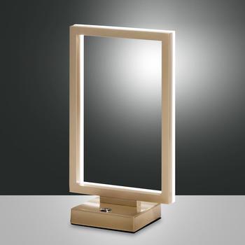 Fabas Luce Bard LED Tischleuchte gold edelmatt (3394-30-225)
