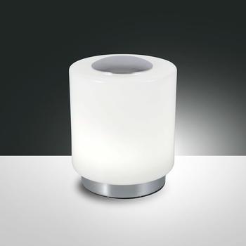 Fabas Luce Simi LED Nickel satiniert (3257-30-178)
