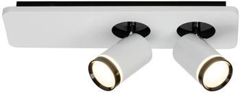 AEG Sol 2-flammig weiß schwarz (AEG191187)