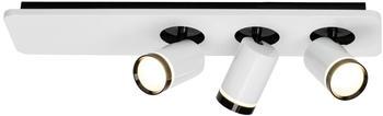 AEG Sol 3-flammig weiß schwarz (AEG191188)
