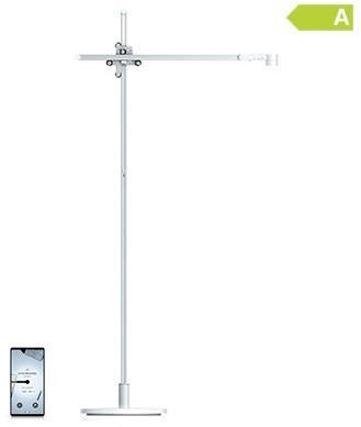 Dyson Lightcycle Stehleuchte weiß silber (249386-01)