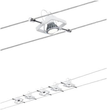 Paulmann Mac II Basisset 5 Spots GU5,3 5x10W weiß (94134)