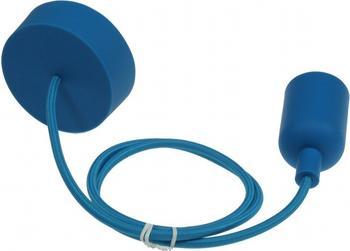 ChiliTec Silikon 80 cm blau