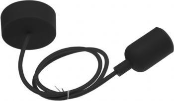 ChiliTec Silikon 80 cm schwarz