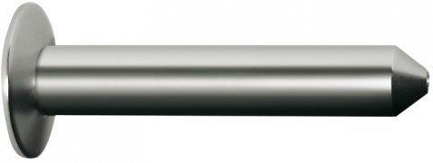 Paulmann Wire System L&E Spannfeder-Wandanschluss 11,5cm Nickel 2 Stk.