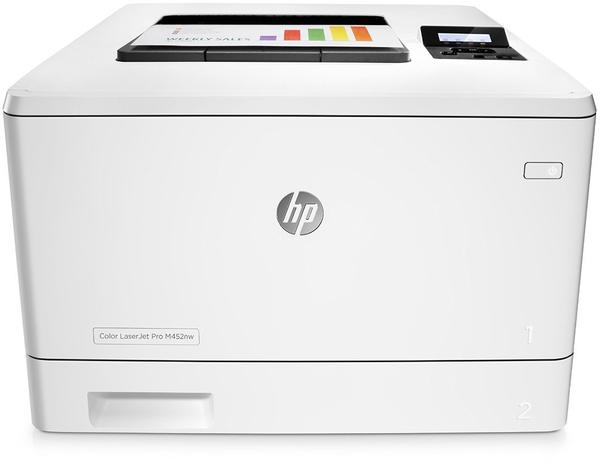 Hewlett-Packard HP Color LaserJet Pro M452nw (CF388A)