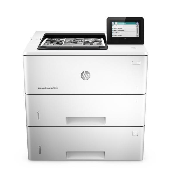 Hewlett-Packard HP LaserJet Enterprise M506x (F2A70A)