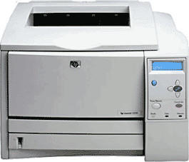 Hewlett-Packard HP LaserJet 2300 (Q2472A)