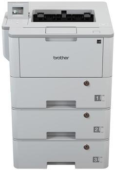 Brother HL-L6400DWTT abschließbar S/W-Laserdrucker LAN WLAN NFC