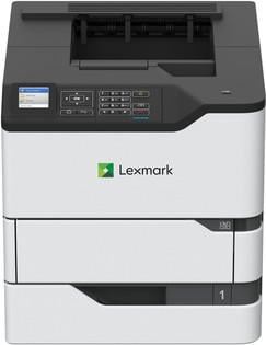 Lexmark MS725dvn Drucker Laser/LED-Druck 52 ppm 512MB 1GHz