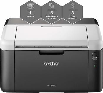 Brother HL-1212W, Drucker Laser-Drucker