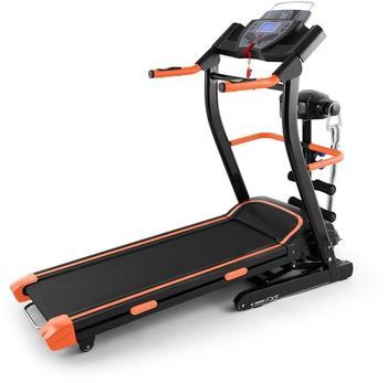 Klarfit Pacemaker FX5 schwarz/orange