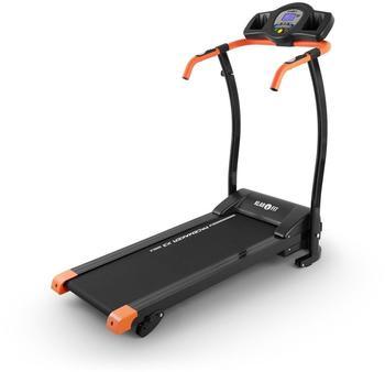 Klarfit Pacemaker X3 schwarz/orange