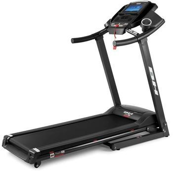 BH Fitness PIONEER R2 TFT G6485TFT klappbares Laufband - 16 km/h - 2.5 PS - mit Touchscreen-Monitor + 8 Jahre Garantie