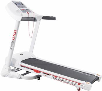 U.N.O. FITNESS Speed Master 1.8 M weiß