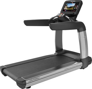 "Life Fitness Laufband ""Platinum Club Series"", Discover SE3HD Konsole inkl. Matte (Aufbau kostenlos"