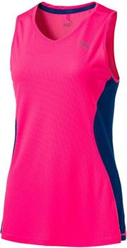 Puma Running Damen Tank-Top knockout pink/true blue