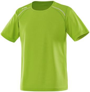 JAKO Herren T-Shirt Run hellgrün