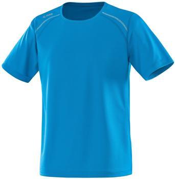 JAKO Herren T-Shirt Run blau
