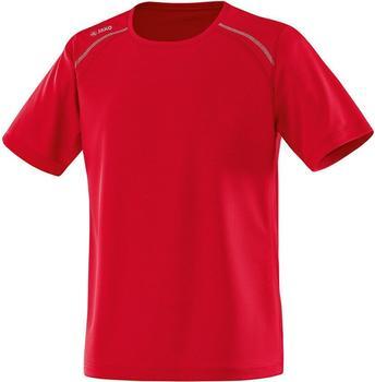 JAKO Herren T-Shirt Run rot