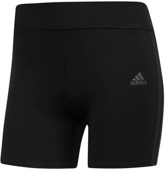 Adidas Response Short Tights Damen Schwarz
