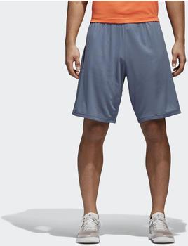 Adidas 4KRFT Climachill Shorts raw steel