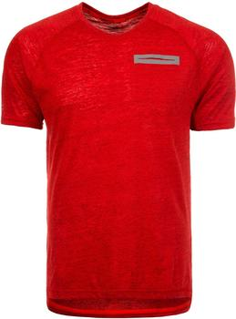 Puma Running Men Energy S/S Tee flame scarlet heather