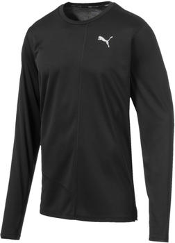 Puma Ignite Men LS Shirt black