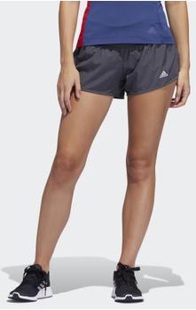 Adidas Run It 3-Streifen PB Shorts grey six Frauen (FQ2462)