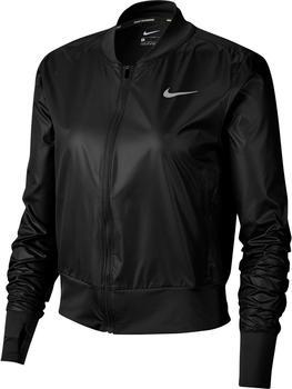 Nike Laufjacke Full-Zip Damen (CK0182) schwarz